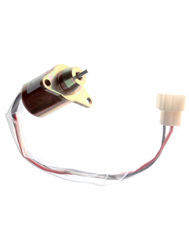 12V Stop Solenoid 1503ES-12S5SUC5S SA-4562T SA-5213 for Woodward
