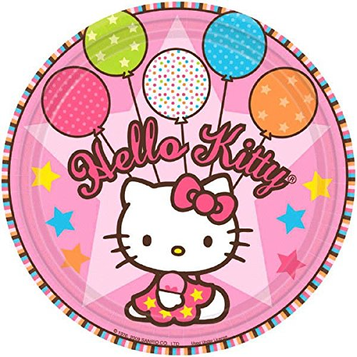 Images Kitty Hello Costume (Amscan Hello Kitty Balloon Dreams 7