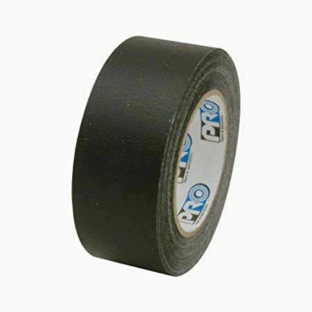 3//4 in Pro Tapes Pro-Artist Artist//Console Tape Schwarz x 60 yds.