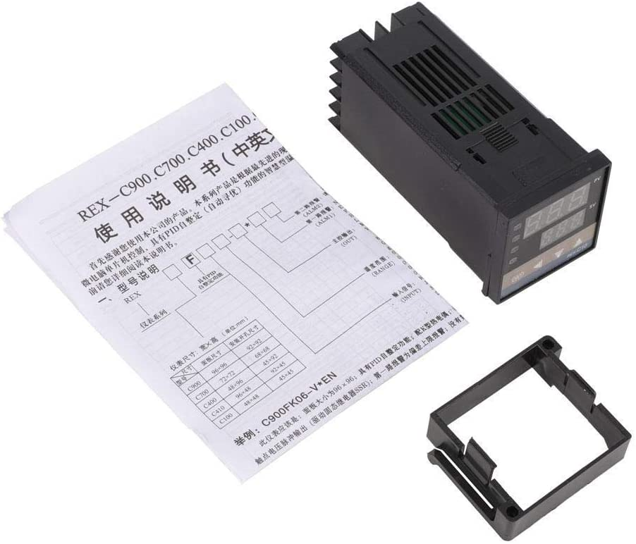 ZYL-YL Temperature Controller Relay Contact Output Temperature Controller Thermostat 0-400℃ AC220V