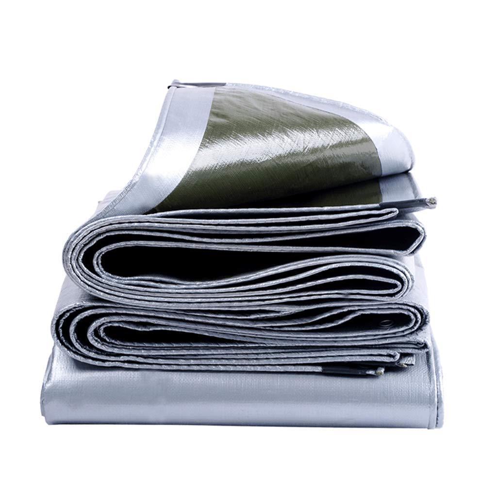 Lansel Regenfestes Tuch Im Freien gepolsterter wasserdichter Sonnenschutz 200g   m2 LKW-Sonnenschutz-Überdachungs-Schattierungs-Isolierung UVplane der Plane-im Freien