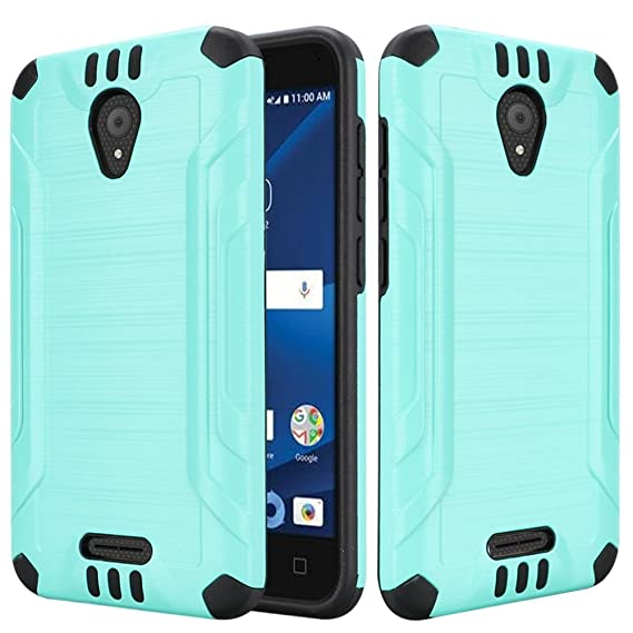 cheap for discount ecf51 24e38 Amazon.com: For ALCATEL RAVEN A574BL Case, Phonelicious [Slim Fit ...