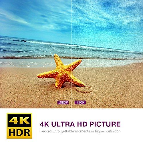 Review 4K Video Camcorder, Rraycom