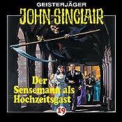 Der Sensenmann als Hochzeitsgast (John Sinclair 19) | Jason Dark