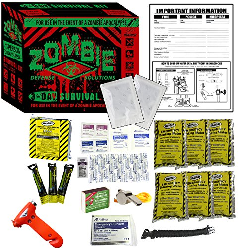 Zombie Defense Survival Disaster Emergency product image