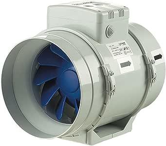 Blauberg Reino Unido turbo-200-t Blauberg Turbo flujo mixto en ...