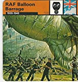1977 Edito-Service, World War II, #15.17 RAF Balloon Barrage