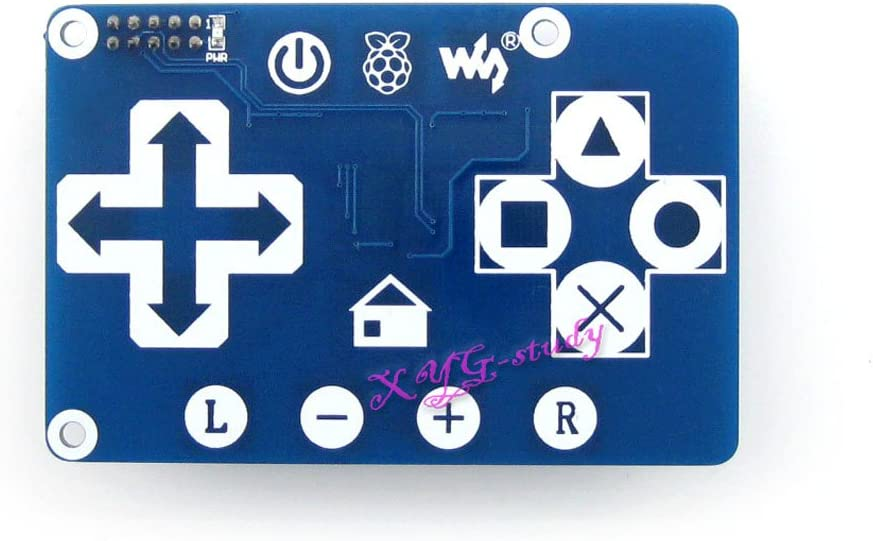 RPi Touch Keypad @XYGStudy IC TTP229-LSF Capacitive Touch Keypad Designed for Raspberry Pi 3 2 1 Model B B A
