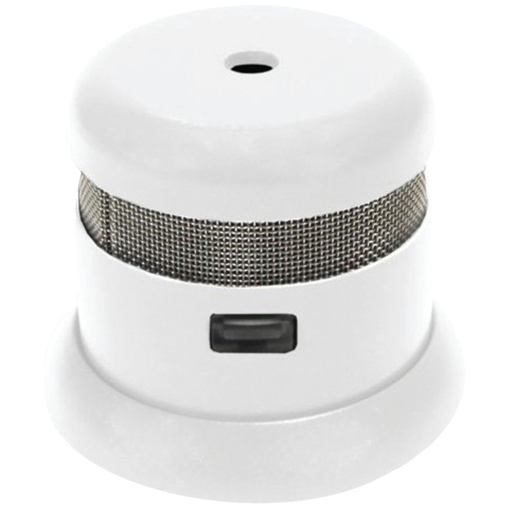 First Alert Atom Micro Photoelectric Smoke and Fire Alarm P1000 - - Amazon.com
