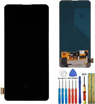 E-yiiviil Pantalla Compatible con Xiaomi Mi 9T/9T Pro LCD Touch ...