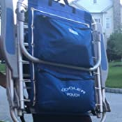 Amazon Com Rio Gear Ultimate Backpack Chair With Cooler