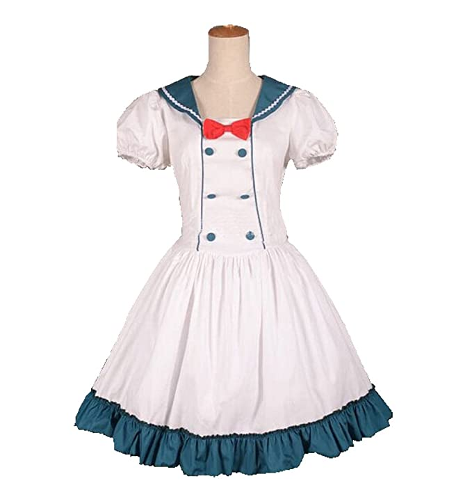 Vintage Style Children's Clothing: Girls, Boys, Baby, Toddler Cscon Lolita Style Japanese High School Girls Uniform Dress $39.99 AT vintagedancer.com