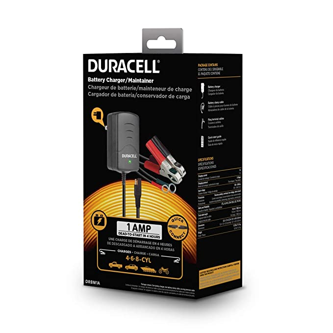 Duracell DRBM1A Adaptador e inversor de Corriente Auto Black ...