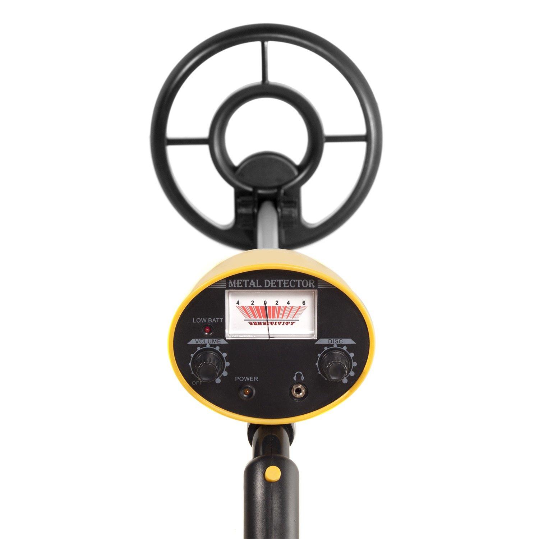 Detector de metales con sonda de profundidad, código MCE991 de Maclean: Amazon.es: Bricolaje y herramientas