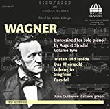 Wager Transcribed for Solo Piano by August Stradal, Vol. 2