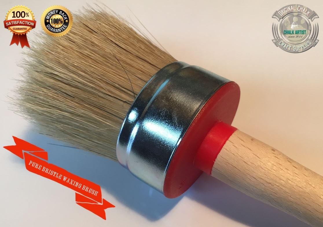 taille XXL 55/mm//5,5/cm Chalk2Chic # BR55 Pinceau rond pour peinture /à la chaux et cire
