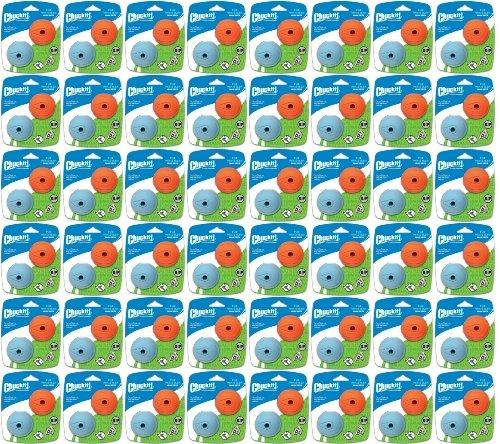 Chuckit! The Whistler Ball Small 96pk (48 x 2pk)
