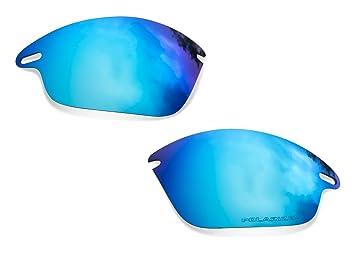 SR Ersatzgläser Für Oakley Half Jacket 2.0 ( Polarisierte Sapphire Green Linsen ) tlwjxQ10