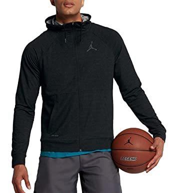 1d66743296ee Amazon.com  Jordan 23 Tech Sphere Full Zip Hoodie  Clothing