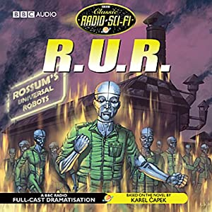 R.U.R. (Dramatisation) Radio/TV Program