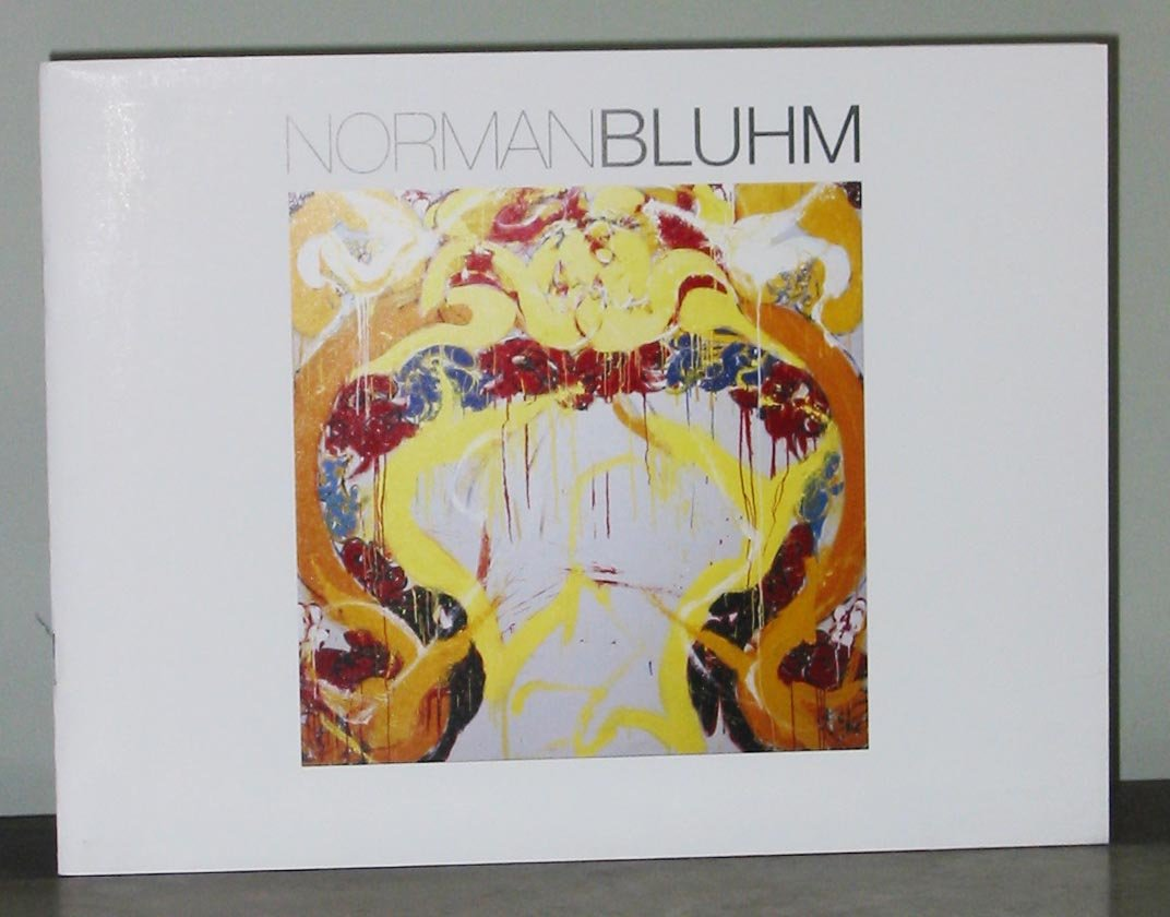 Norman Bluhm: Selected Works From 1976-1989 pdf epub