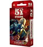 Portal Games 51st State Expansion 1 Scavengers Board Games