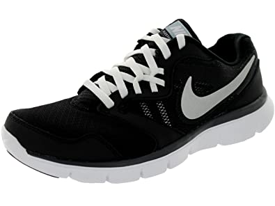 4dfafe864b6f1 Image Unavailable. Image not available for. Colour  Nike Flex Experience  Run 3 Womens Black Mesh Running Shoes Size UK 7.5