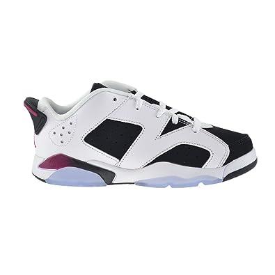 low priced 047ea 05e69 Amazon.com | Jordan 6 Retro Low GP Preschool Kids Shoes ...