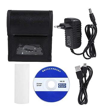 Eboxer Impresora Bluetooth Inalámbrica Portátil, USB ...