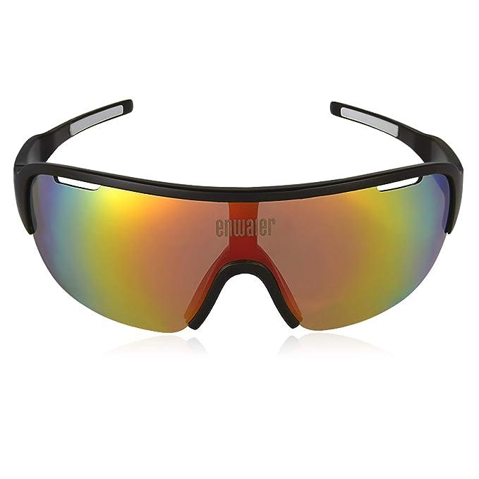 Amazon.com: Gafas de sol deportivas polarizadas – 3 lentes ...