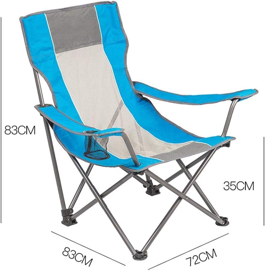 CGF-Mecedora Silla de Camping Plegable Plegable Silla de ...