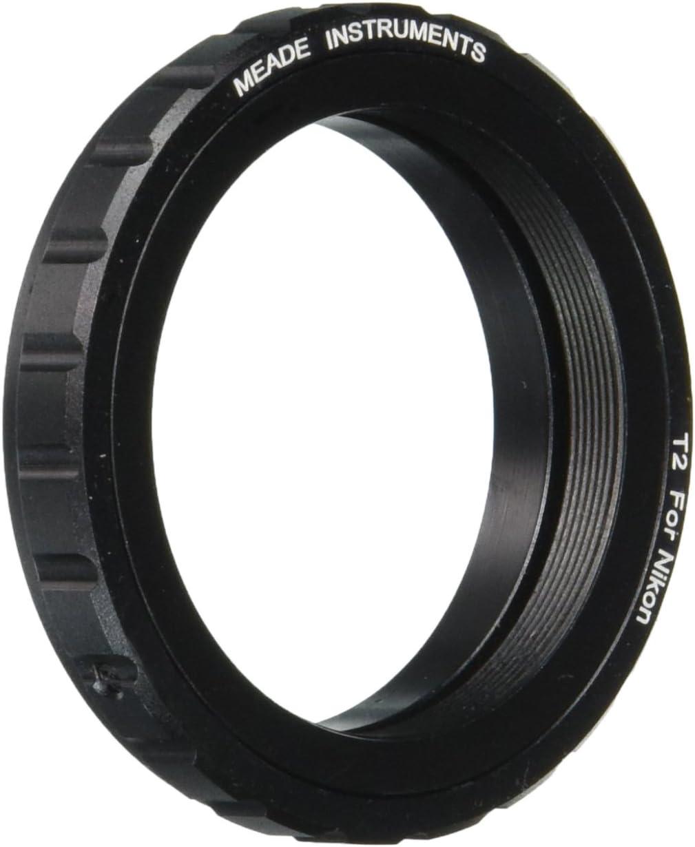 Meade Instruments 07378 T-Mount Adaptador de cámara réflex (Negro ...