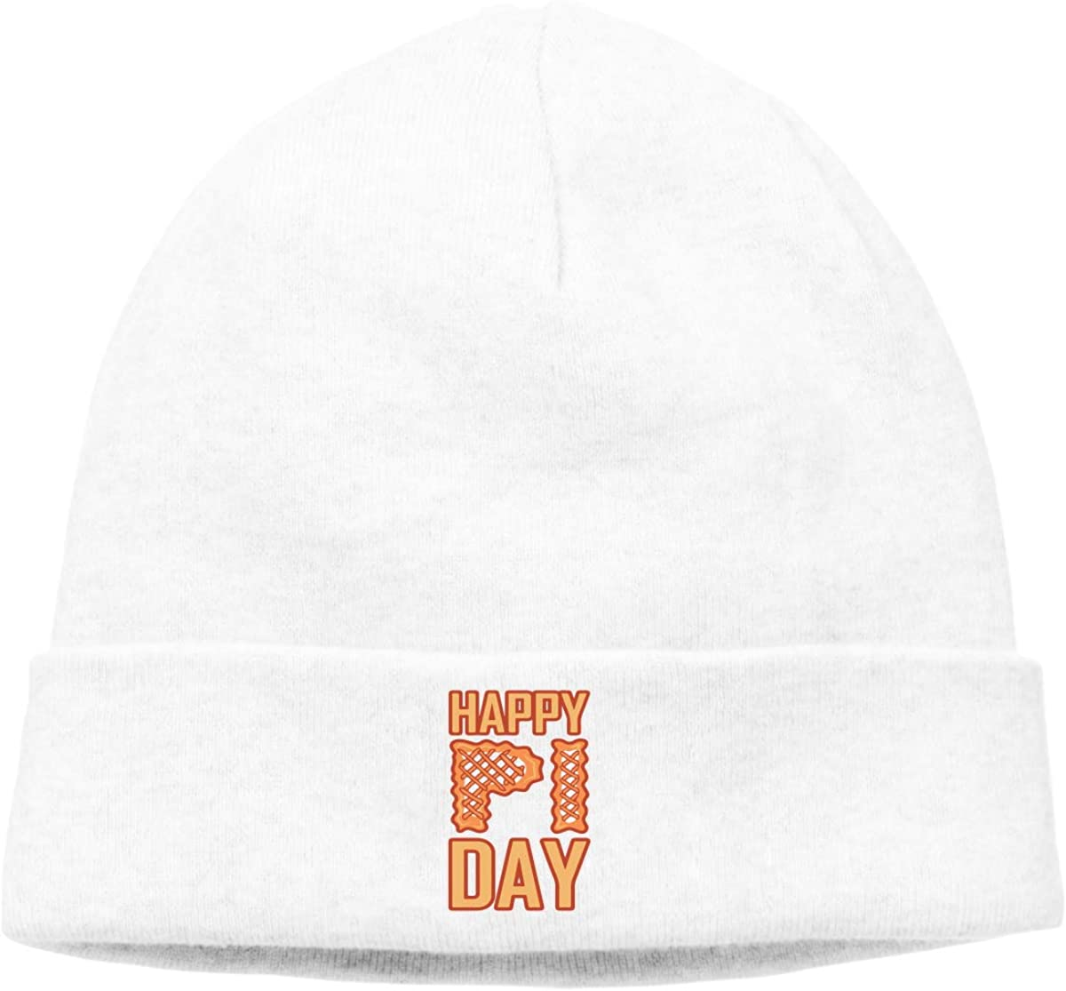 BBlooobow Mens/&Womens Happy Pi Day Soft Knit Hats