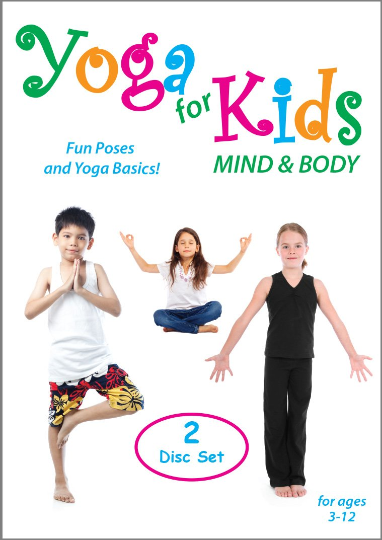 Amazon.com: Yoga for Kids - Mind and Body: Tiffany Belzer ...