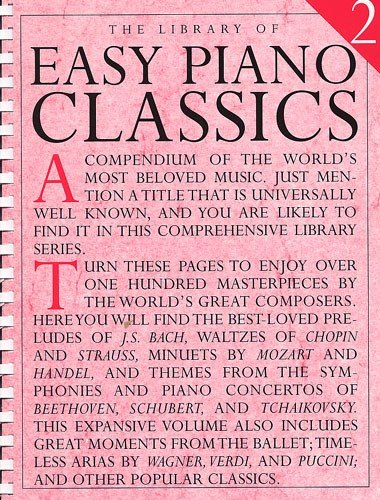 [BEST] The Library of Easy Piano Classics 2 [R.A.R]