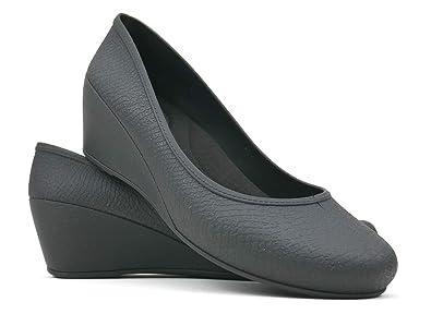 76ff77e764 Amazon.com | Boaonda Women's Wedge Heels - Comfortable - Caren | Pumps