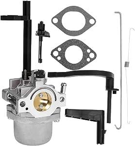 Generator Carburetor Replacement for Coleman Powermate 5000W 6250W 5000 6250 Watts Gas Generator and Briggs & Stratton 10HP 10 HP Engine