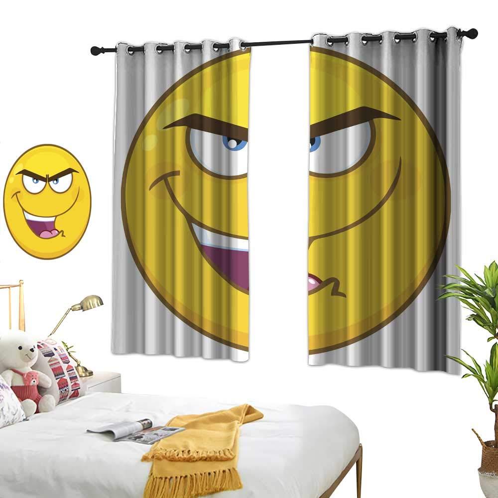 ホームシリーズ デザイン シックなカーテン 刺繍ワッペン トレンディなスローガン プレミアム 洗濯可能 アイロンがけW62.9 xL45.2 W62.9