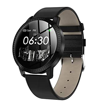 Amazon.com: Fitness Tracker with Blood Pressure Monitor ...