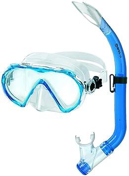 Guard Masque enfant de et Purge amp;pour sac Splash Mistral en Aquazone Mares de forme tuba ITw8qO