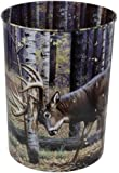 River's Edge Hunting Themed Waste Basket 1577