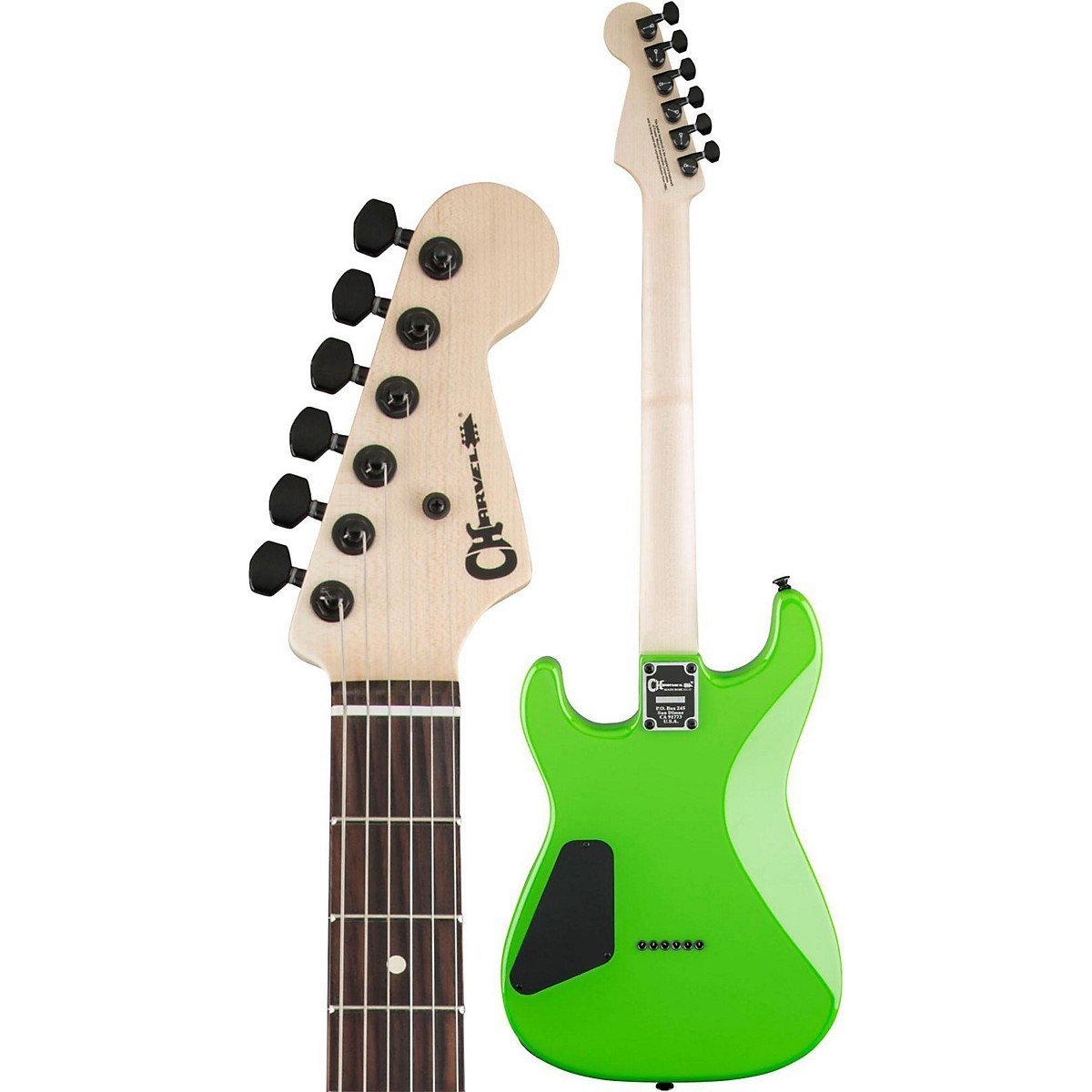 Charvel San Dimas Style 1 HS HT SG · Electric Guitar: Amazon.co.uk ...