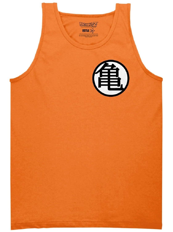 Amazon dragon ball z goku kame symbol tank top clothing buycottarizona Choice Image