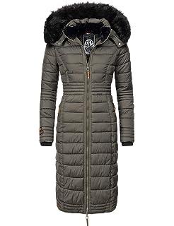 Damen Winter Parka Mantel Premium Navahoo Winterjacke Jacke R4L5Aj3