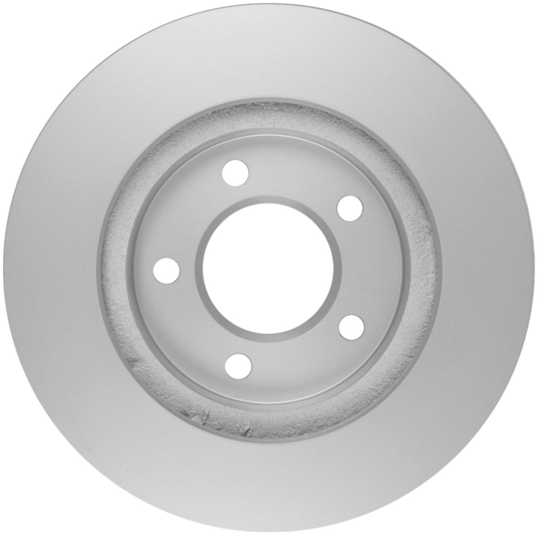 Amazon.com: Bosch 26010750 QuietCast Premium -Rotor de freno ...