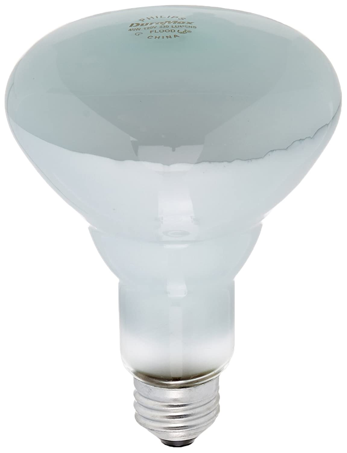 Philips 167510 45-Watt BR30 DuraMax Indoor Flood Light Bulb ...
