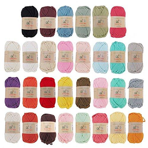 yarn by package - 9