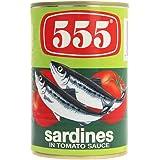 555 Sardines in Tomato Sauce, 425g