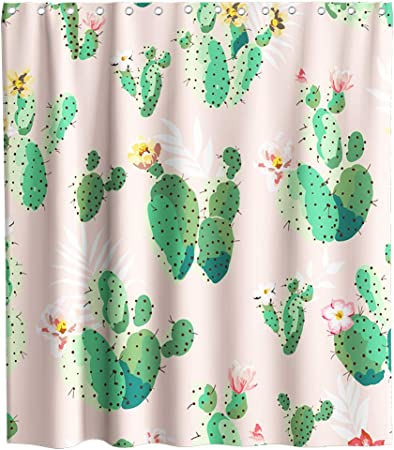 Hitecera Man Work with CColorfulputer Design Flat,Shower Curtain 120988 for Bathroom 36 in by 72 in WxH