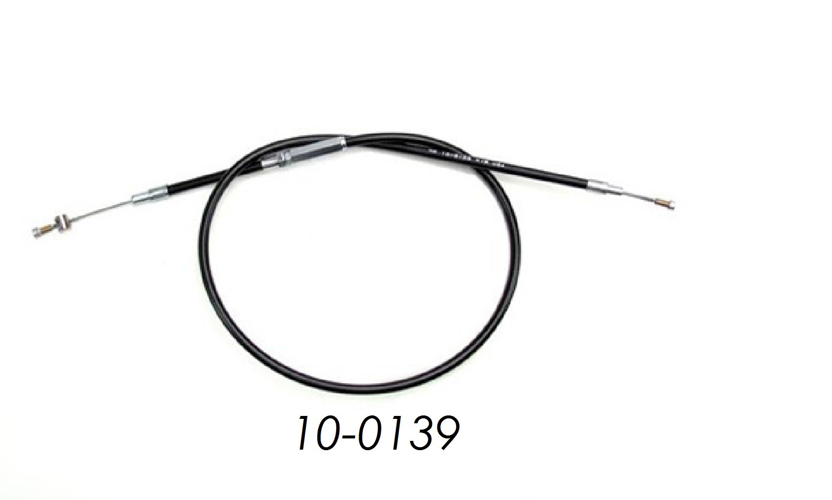 CABLE, BLACK VINYL, CLUTCH, Manufacturer: MOTION PRO, Part Number: 143477-AD, VPN: 10-0139-AD, Condition: New
